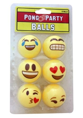 Bolas Emoji Pong