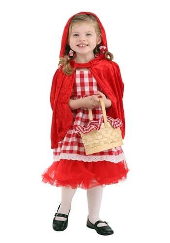 Disfraz de Caperucita Roja con tutú para niños pequeños