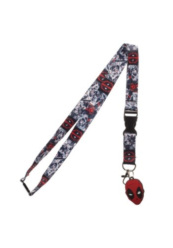 Cordón de Deadpool de Marvel
