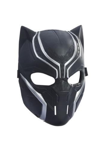 Mascara básica de Black Panther