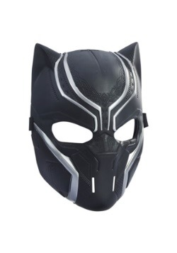 Mascara básica de Black Panther