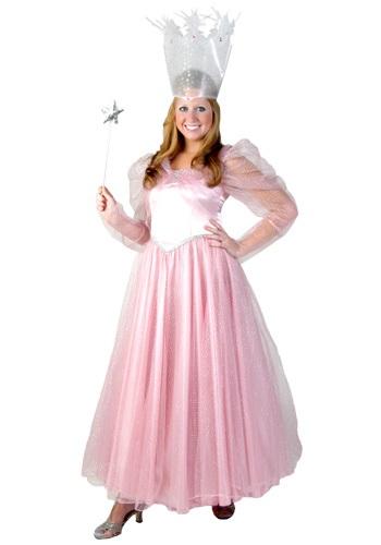Disfraz de Glinda Deluxe Plus Size