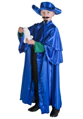 Disfraz infantil de Munchkin Coroner