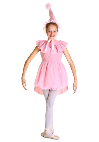 Disfraz infantil de bailarina Munchkin