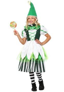 Disfraz infantil deluxe de chica Munchkin