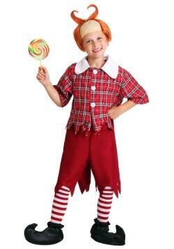 Disfraz de Munchkin rojo para niños