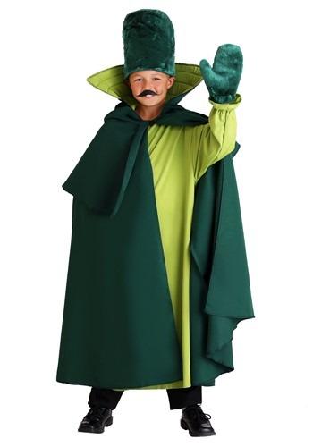 Disfraz de Guardia Verde para niños