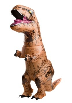 Disfraz inflable de T-Rex de Jurassic World Teen