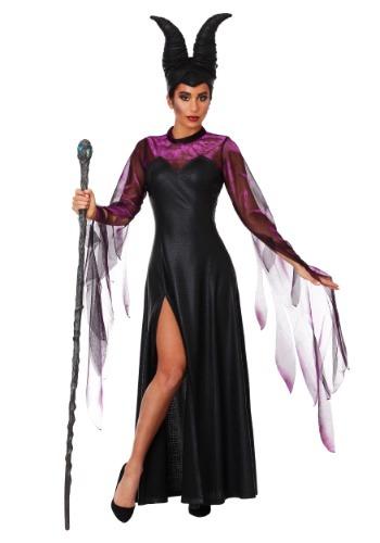 Disfraz de Reina Maliciosa para Mujer de Talla Grande