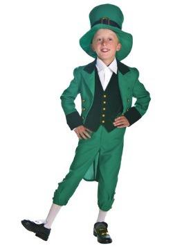 Disfraz de duende Leprechaun para niños
