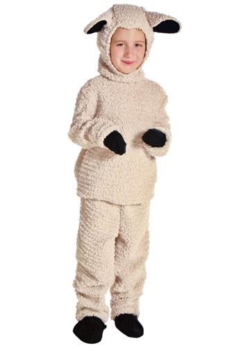 Disfraz infantil de oveja