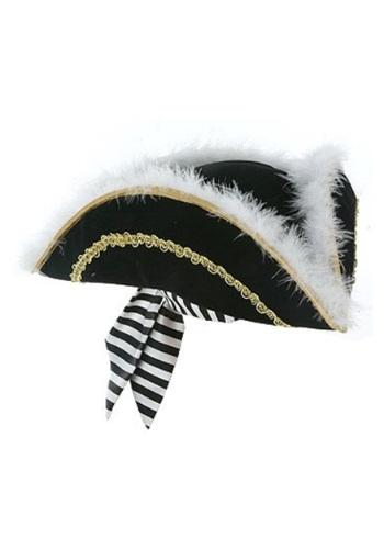 Sombrero de pirata Capitán Meyer para niños