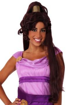 Peluca de mujer de Disney Hercules Megara
