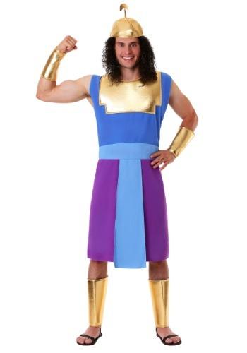 Disfraz de Walker Kronk de Disney Emperor's New para hombre