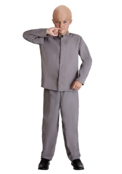 Mini Disfraz gris para niños