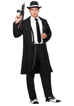 Disfraz de Zoot negro