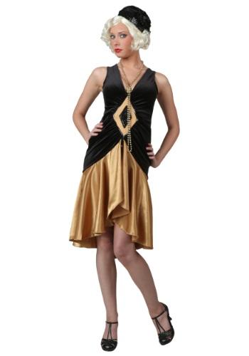 Vestido llamativo de los años 20