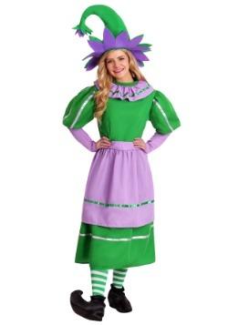 Disfraz de chica Munchkin para adulto