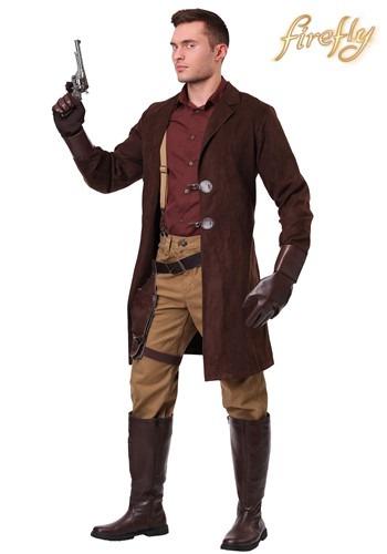 Disfraz para hombre Malcolm Reynolds de Firefly talla extra