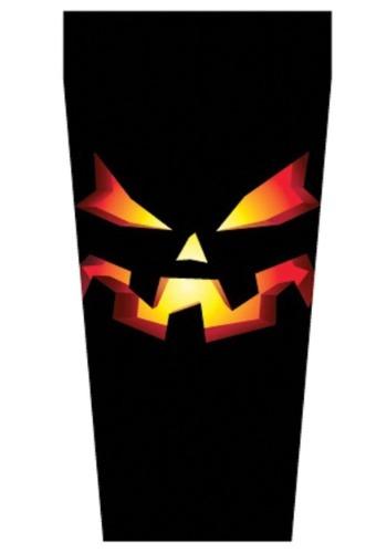 Vaso de fiesta con impresión de Black Jack O Lantern