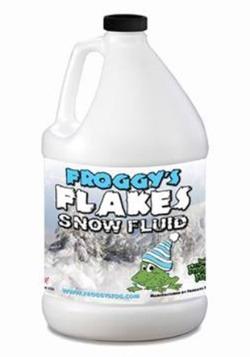 Galón de líquido para nieve Froggy's