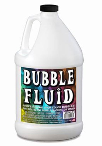 Galón de líquido para burbujas Froggy's