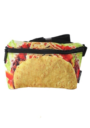 Taco Print Fydelity Fanny Pack Alt