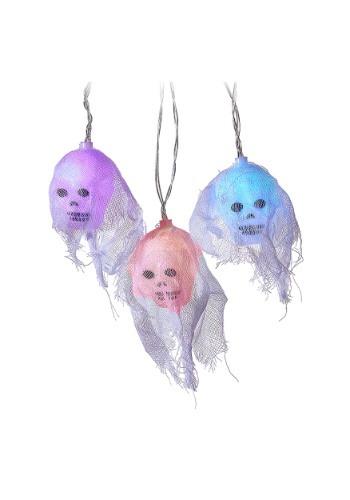 Color Change Skull - Juego de luces LED de 10 piezas