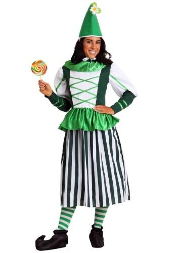 Disfraz de lujo de Munchkin para mujer