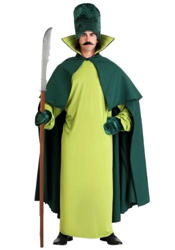 Disfraz de Esmeralda Guardia de la Ciudad