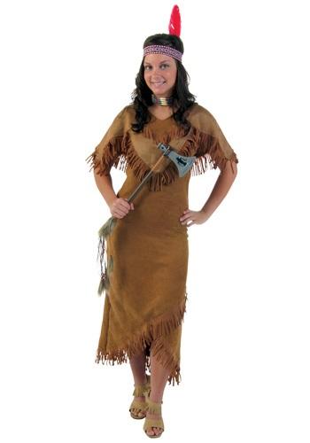 Traje indio de mujer de lujo