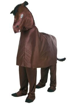 Disfraz de caballo para dos personas