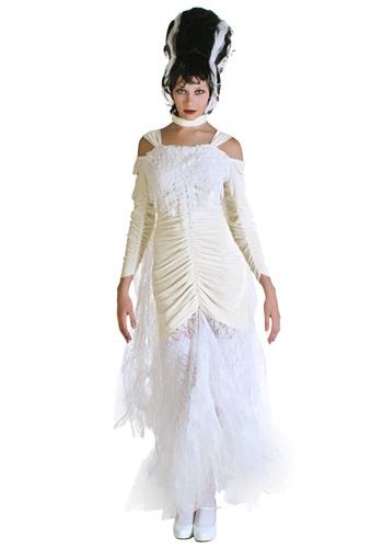 Disfraz de la novia de Frankenstein