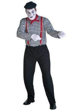Disfraz de mimo para adulto