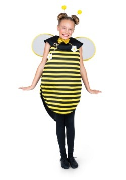 Disfraz de abeja pequeña para niños