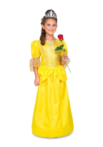 Disfraz para niña de Princesa Bella