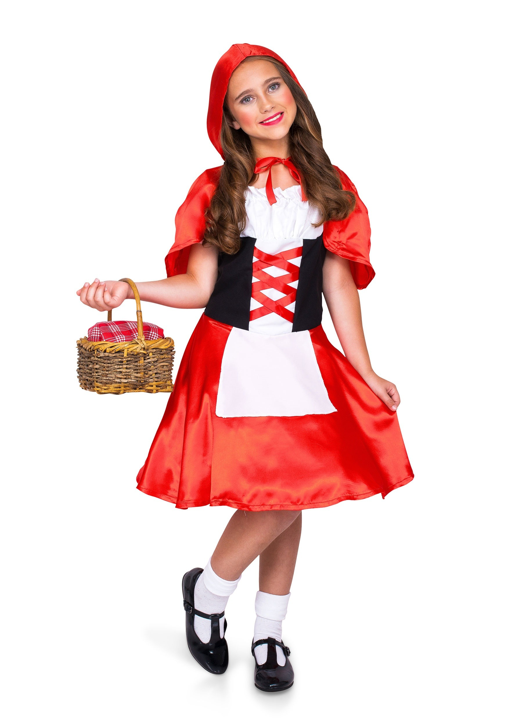 Disfraces Para Halloween De Caperucita Roja.Disfraz De Caperucita Roja Para Ninas