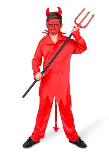 Disfraz de diablo clásico para niño