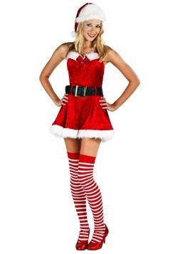 Disfraz navideño sexy