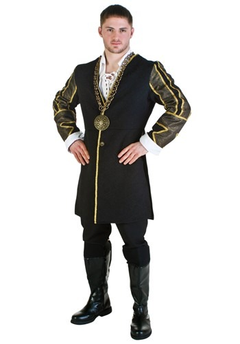 Disfraz de Enrique VIII