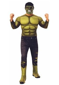 Disfraz de Hulk Deluxe Adulto