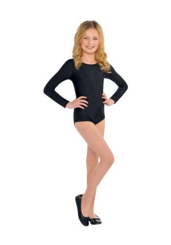 Body negro para niñas