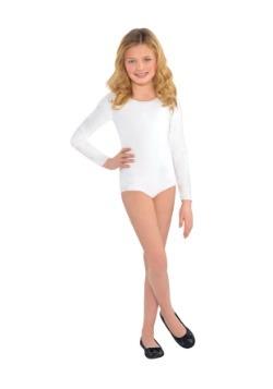 Body blanco para niños