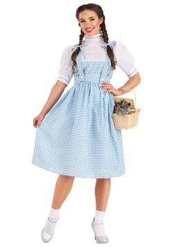 Disfraz vestido de chica de Kansas