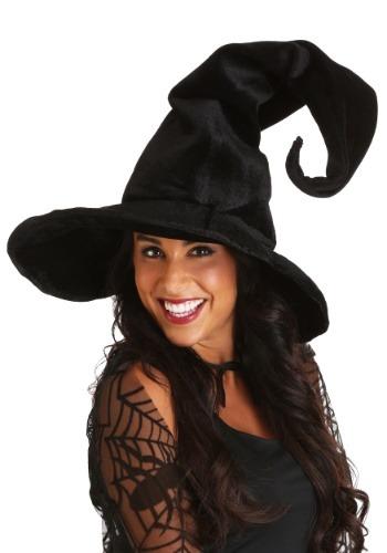 Sombrero de bruja deluxe