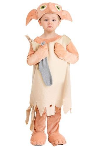Disfraz para bebé de Dobby de lujo de Harry Potter
