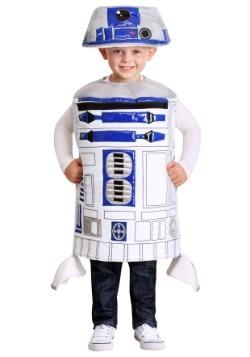 Disfraz de niño de R2-D2 de la Guerra de las Galaxias