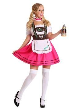 Disfraz para mujer de Olga Oktoberfest talla extra