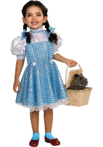 Traje de Dorothy con lentejuelas para niños