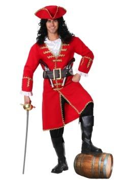 Disfraz de Capitán Blackheart talla grande